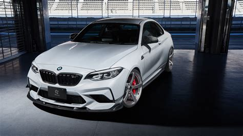 Bmw M2 Competition 4k Wallpapers by 3d Design Bmw M2 Competition 2019 Wallpapers Hd