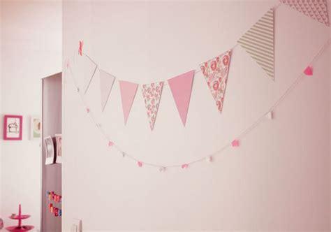 guirlande fanion chambre bebe décoration chambre enfant la guirlande de fanions