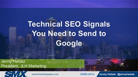 to send a technical seo signals you need to send to need