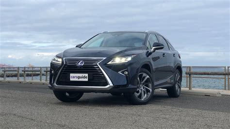 lexus rx  review  carsguide