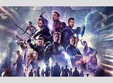 Wallpaper Avengers Endgame, Marvel Superheroes, 2019, HD
