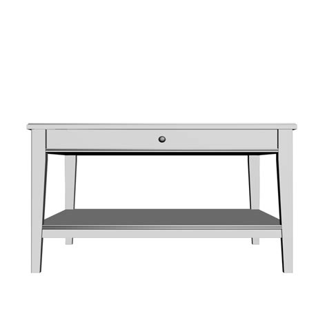 Combine with other furniture in the liatorp series for a complete, beautiful look. LIATORP Coffee table, white, glass - Design and Decorate Your Room in 3D