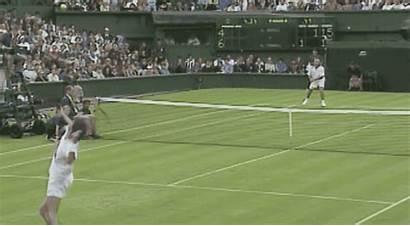 Tennis Ball Serve Return Opponent Pro Opponents