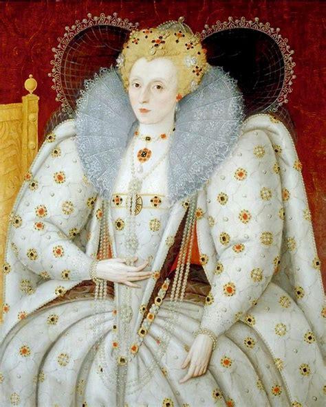 queen elizabeth  marcus gheeraerts  younger