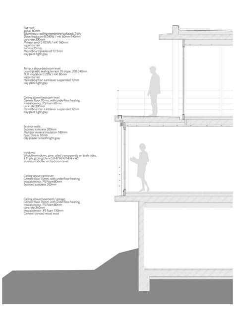 large house windows gallery of house on a slope gian salis architect 20