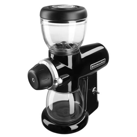 The burr coffee grinder offers 18 easily adjustable grind settings to allow you to choose your preferred grind consistency depending on your brewing style. KitchenAid Electric Burr Coffee Grinder & Reviews | Wayfair