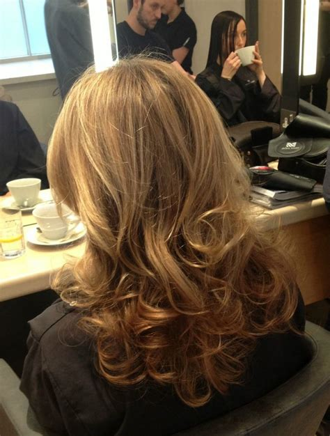 blow dry styles images  pinterest hair cut