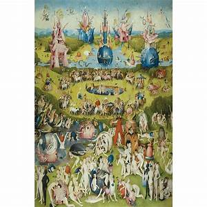 The Garden of Earthly Delights // Hieronymus Bosch // c ...