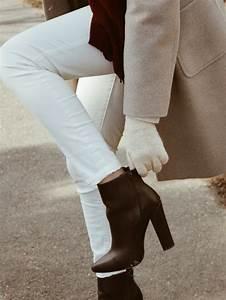 Décontracté Chic : 1001 id es pour une tenue avec bottines chic et d contract e chic ~ Melissatoandfro.com Idées de Décoration