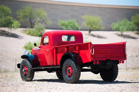 1947 Dodge Power Wagon 4x4