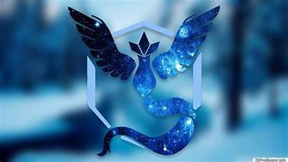 Mystic Team Wallpapers Phone Articuno Cool Valor