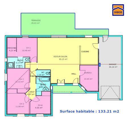 appartement 2 chambres lyon les 25 meilleures idées de la catégorie plan maison 4