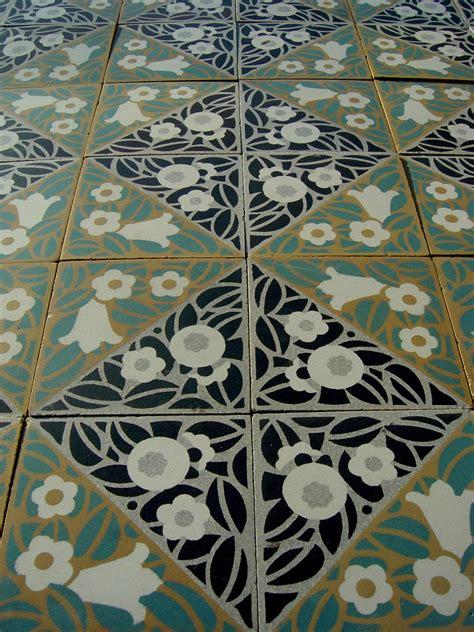 vintage floor tiles for tiles on tile antiques and vintage tile 8832