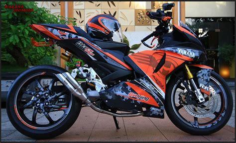 Airbrus Yamaha Jupiter Mx Thn2014 by Kumpulan Gambar Modifikasi Motor Yamaha Jupiter Mx King 150cc