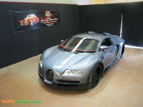 2008 bugatti veyron used car for sale in dullstroom