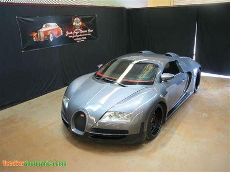 2008 Bugatti Veyron Used Car For Sale In Dullstroom