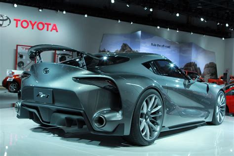 Toyota Ft1 Supra Price