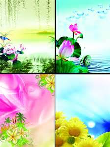 Flower PSD File Free Download