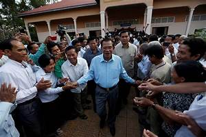 Cambodia: Ruling Party Wins Every Seat in 'Sham' Senate ...