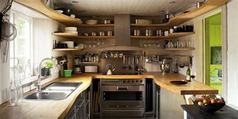 la cuisine d am駘ie aménager une cuisine 40 idées pour le design magnifique archzine fr