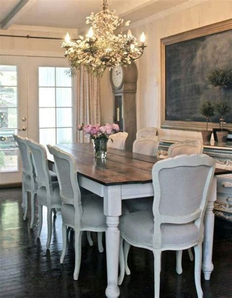 17 best ideas about farmhouse dining tables on