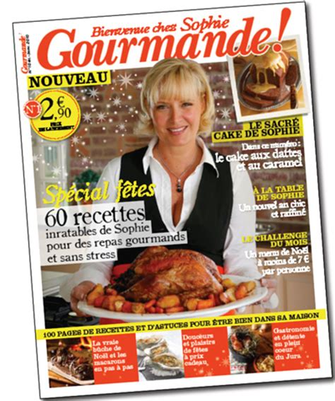 cuisine gourmande magazine gourmande un magazine de dudemaine en kiosque le
