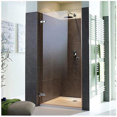 sprinz bs dusche tuer fuer nische bis    cm anschlag