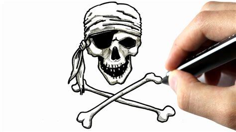 dessine pas 192 pas une tete de mort pirate des caraibes