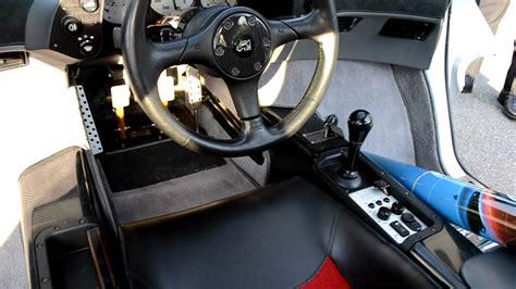 McLaren F1 LM interior details HD - YouTube