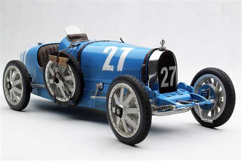 Bugatti Type 35 (1926) Scale Model Cars