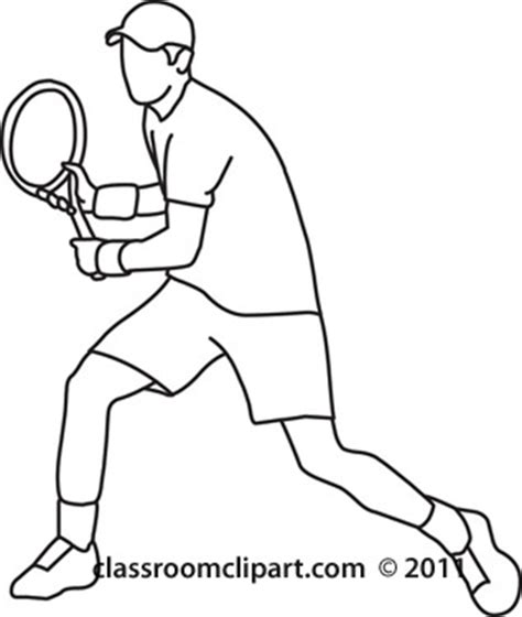 tennis player clipart black and white welcome to intramurals