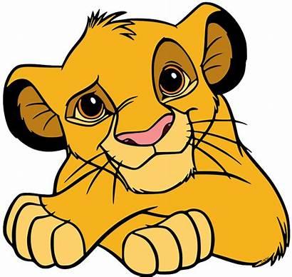 Simba Young Clip Disneyclips Disney