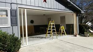 Carport Und Garage : carport to garage conversion overhead door of georgia ~ Indierocktalk.com Haus und Dekorationen