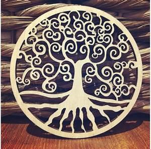 Arbre De Vie Deco : l arbre de vie symbole de l volution ~ Dallasstarsshop.com Idées de Décoration