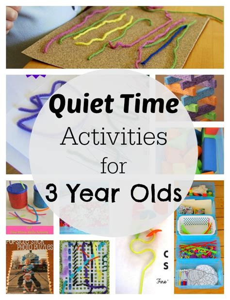 best 25 3 year activities ideas on 668 | 92eb12a8dc5618f35e8efdba1c16ac08 quiet time activities preschool activities