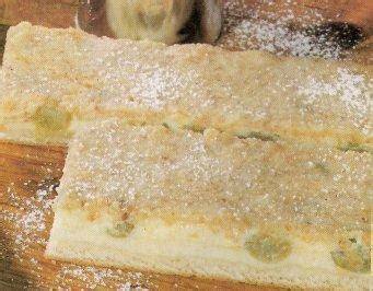 stachelbeerkuchen mit schmand rezepte kochbarde