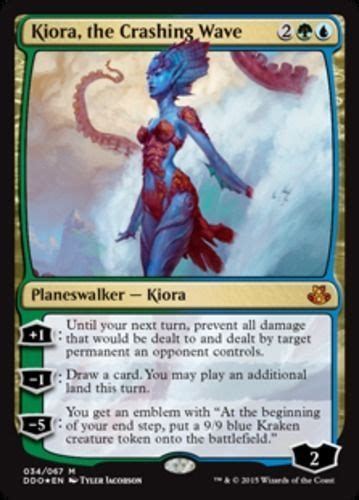 Kiora The Crashing Wave Deck Ideas by 87 Best Magic The Gathering Images On Merfolk