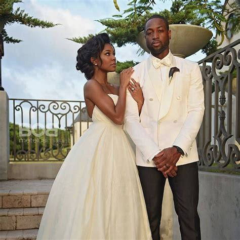 Gabrielle Union And Dwayne Wade Star In 39the Wade Union