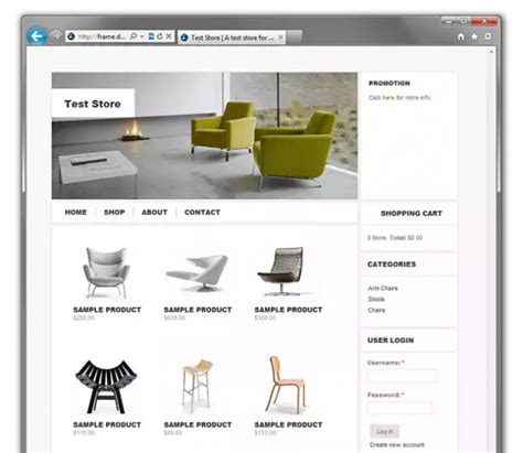 Drupal7 Commerce Templates by 15 Best Free Drupal Commerce Themes Utemplates
