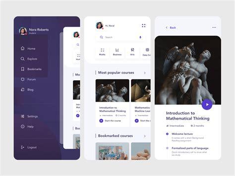 top uiux design trends  mobile apps   dana