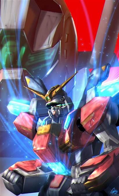Gundam Seed Suit Mobile Gundamfight Robot Robotics