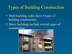 Five Types Building Construction