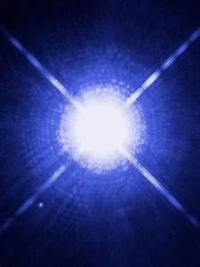 White Dwarf Star Photos -- National Geographic