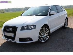 Audi A3 5 Portes : audi a3 ii sportback 2 0 tdi s line 5 portes ~ Melissatoandfro.com Idées de Décoration