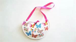 Bricolage A Faire Avec Des Petit : bricolage enfant fabriquer un petit sac main youtube ~ Melissatoandfro.com Idées de Décoration