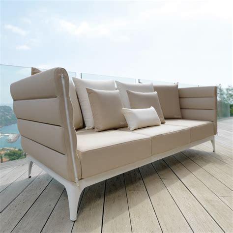 divano da giardino divano da giardino design moderno pad by talenti