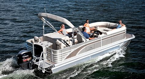Best Pontoon Fishing Boats 2016 by G25 Cruise Fishing Pontoon Boats By Bennington