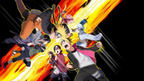 Naruto To Boruto Game Archives
