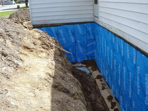 Waterproofing Stone Basement Walls