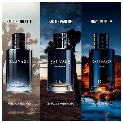 Sauvage Dior Perfume Parfum 60ml 100ml Masculino